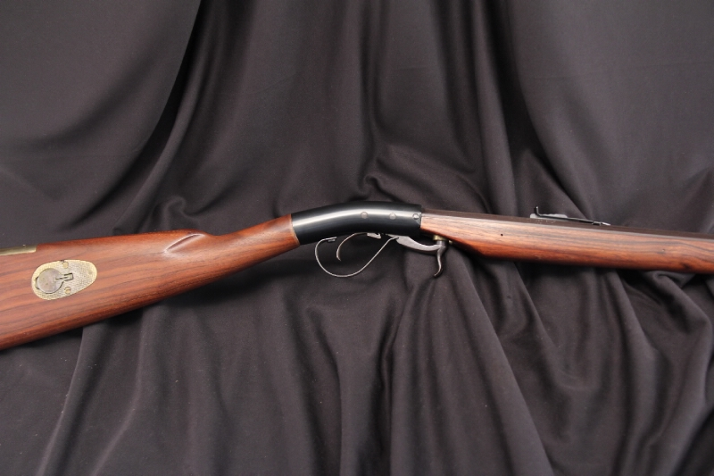 "Hopkins & Allen Under Hammer - .45 Cal Percussion Buggy Rifle 20"" Barrel - No FFL - Picture 1"