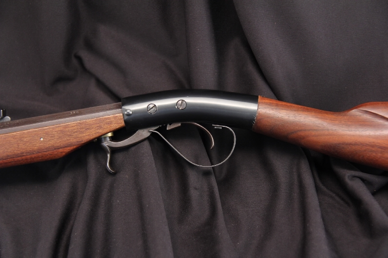 "Hopkins & Allen Under Hammer - .45 Cal Percussion Buggy Rifle 20"" Barrel - No FFL - Picture 8"