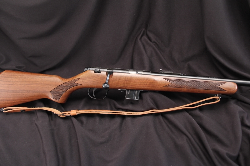 Marlin Model 782 .22 WMR - Bolt Action .22 Winchester Magnum Rimfire Rifle - Picture 1