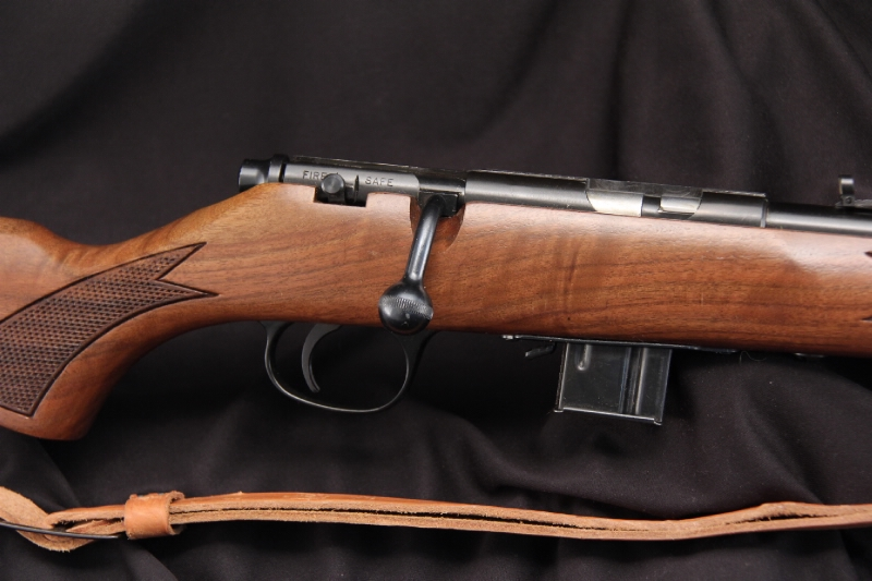 Marlin Model 782 .22 WMR - Bolt Action .22 Winchester Magnum Rimfire Rifle - Picture 3