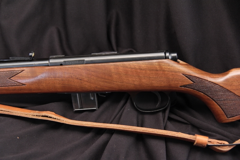 Marlin Model 782 .22 WMR - Bolt Action .22 Winchester Magnum Rimfire Rifle - Picture 8