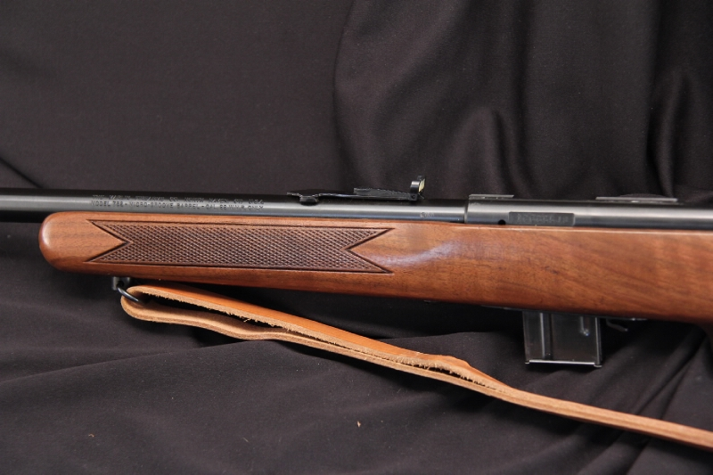 Marlin Model 782 .22 WMR - Bolt Action .22 Winchester Magnum Rimfire Rifle - Picture 9