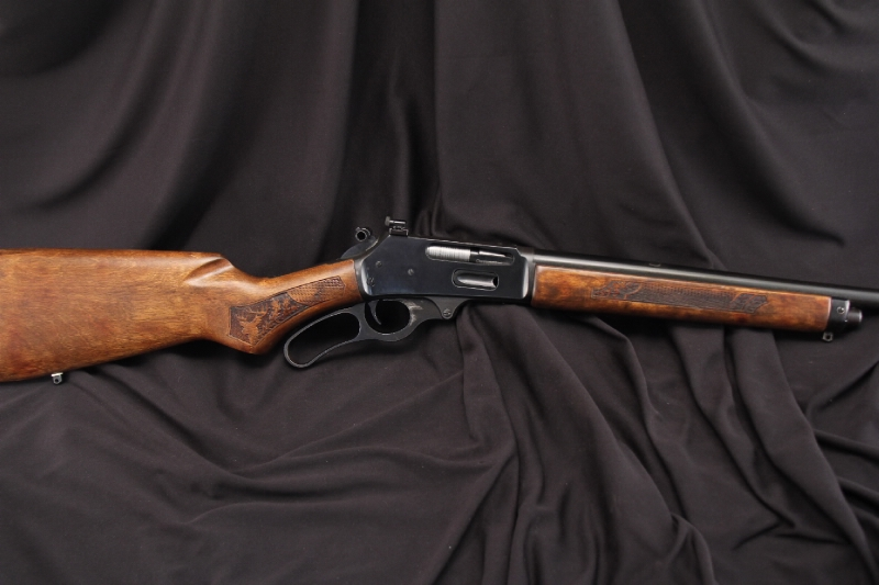 Marlin Glenfield  Model 30A - Lever Action Rifle .30-30 Ackley Improved - Picture 1