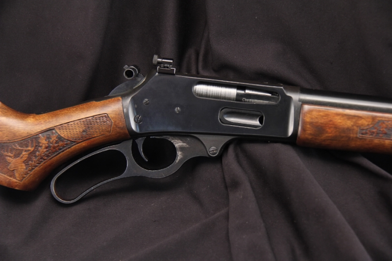 Marlin Glenfield  Model 30A - Lever Action Rifle .30-30 Ackley Improved - Picture 3