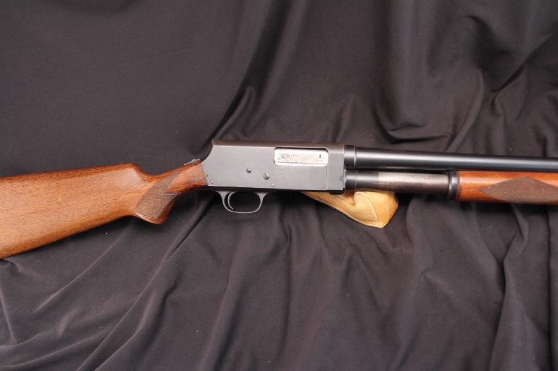 Wards Western Field 12 Ga. - Model 30-SB562A Slide Action (Pump) Shotgun C&R - Picture 1