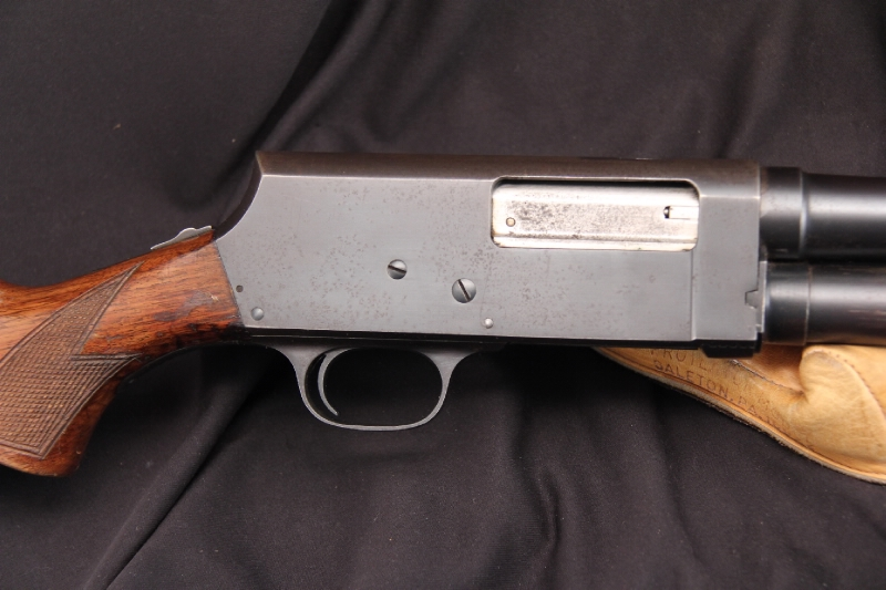 Wards Western Field 12 Ga. - Model 30-SB562A Slide Action (Pump) Shotgun C&R - Picture 3