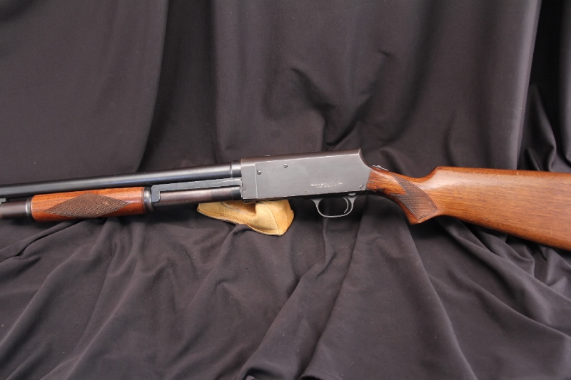 Wards Western Field 12 Ga. - Model 30-SB562A Slide Action (Pump) Shotgun C&R - Picture 7