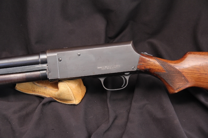 Wards Western Field 12 Ga. - Model 30-SB562A Slide Action (Pump) Shotgun C&R - Picture 9