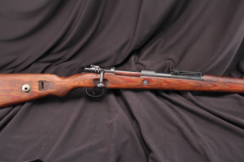 1939 German Mauser K98 - Nazi Marked 8mm Bolt Action Rifle, Import - C&R OK - Picture 1
