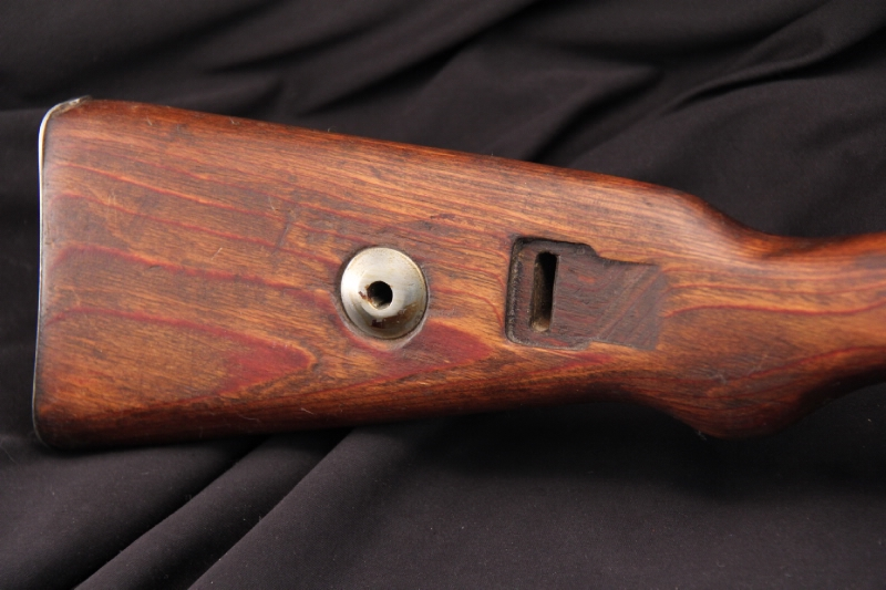 1939 German Mauser K98 - Nazi Marked 8mm Bolt Action Rifle, Import - C&R OK - Picture 2