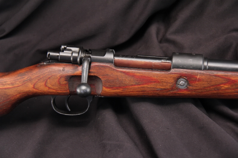1939 German Mauser K98 - Nazi Marked 8mm Bolt Action Rifle, Import - C&R OK - Picture 3