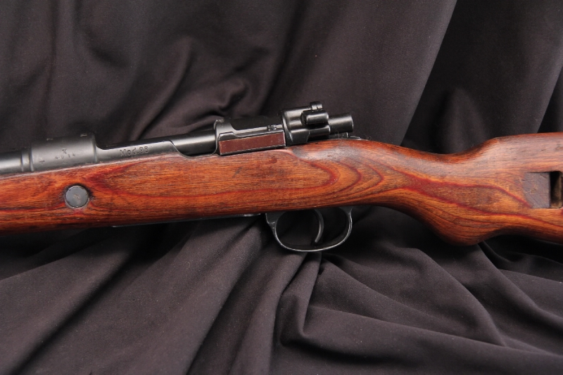 1939 German Mauser K98 - Nazi Marked 8mm Bolt Action Rifle, Import - C&R OK - Picture 8