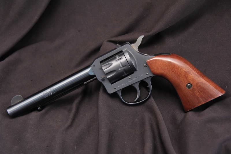 Harrington & Richardson, H&R - Model 949 Western Type .22 Double Action Revolver - Picture 5