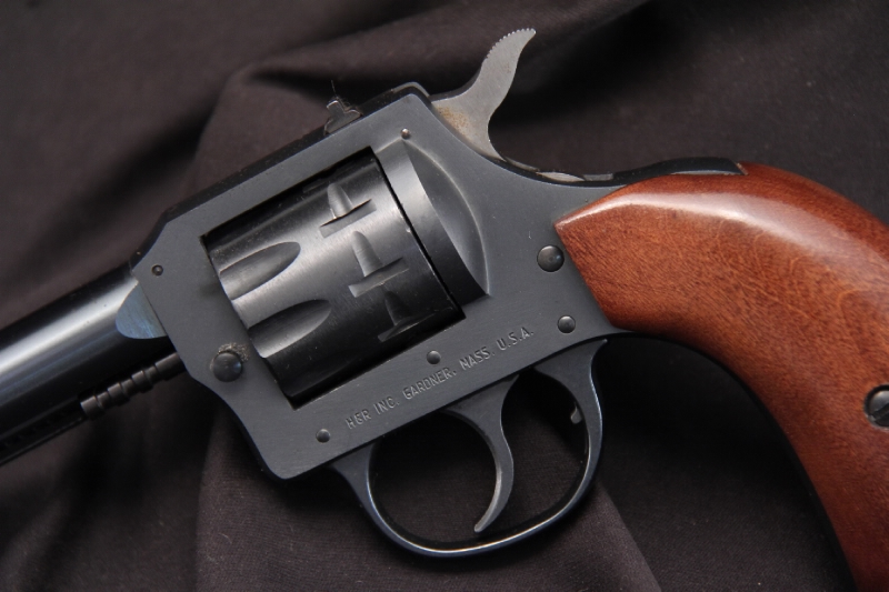 Harrington & Richardson, H&R - Model 949 Western Type .22 Double Action Revolver - Picture 7