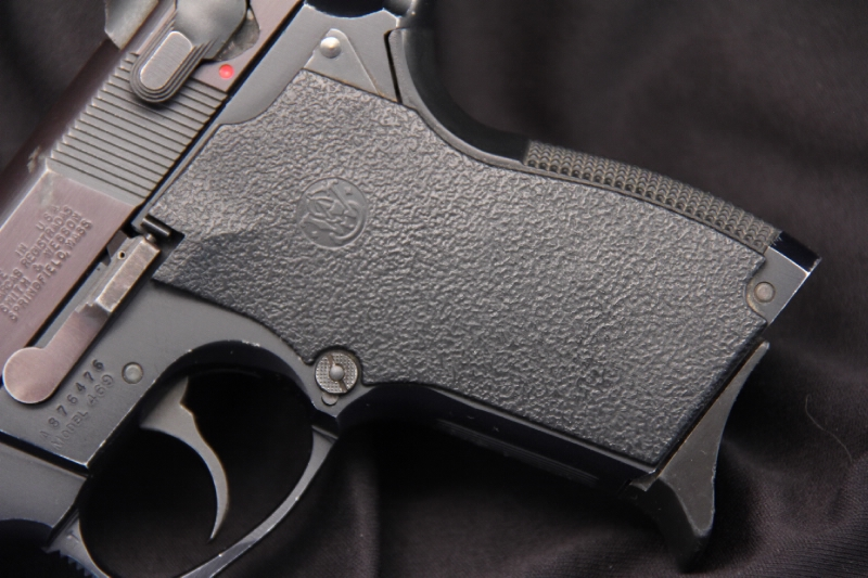 Smith & Wesson S&W Model 469 - 'The Mini' 9MM Double Action Semi Auto Pistol - Picture 6