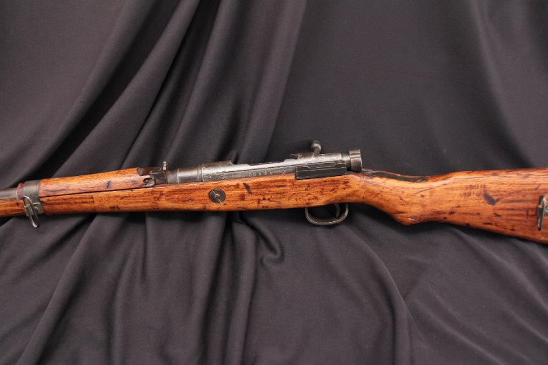 WWII Japanese Arisaka Type 99 - Last Ditch 7.7 MM Jap Bolt Action Rifle - C&R OK - Picture 6
