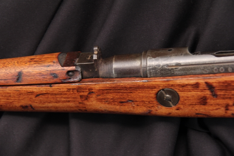 WWII Japanese Arisaka Type 99 - Last Ditch 7.7 MM Jap Bolt Action Rifle - C&R OK - Picture 9