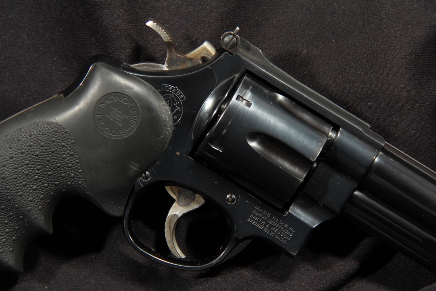 Smith & Wesson, S&W Model 29-3 - .44 Magnum Double Action Revolver - Picture 3