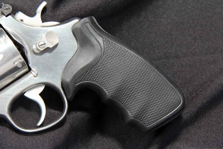 Smith & Wesson S&W Model 624 - Target Stainless .44 Spl. Double Action Revolver - Picture 6
