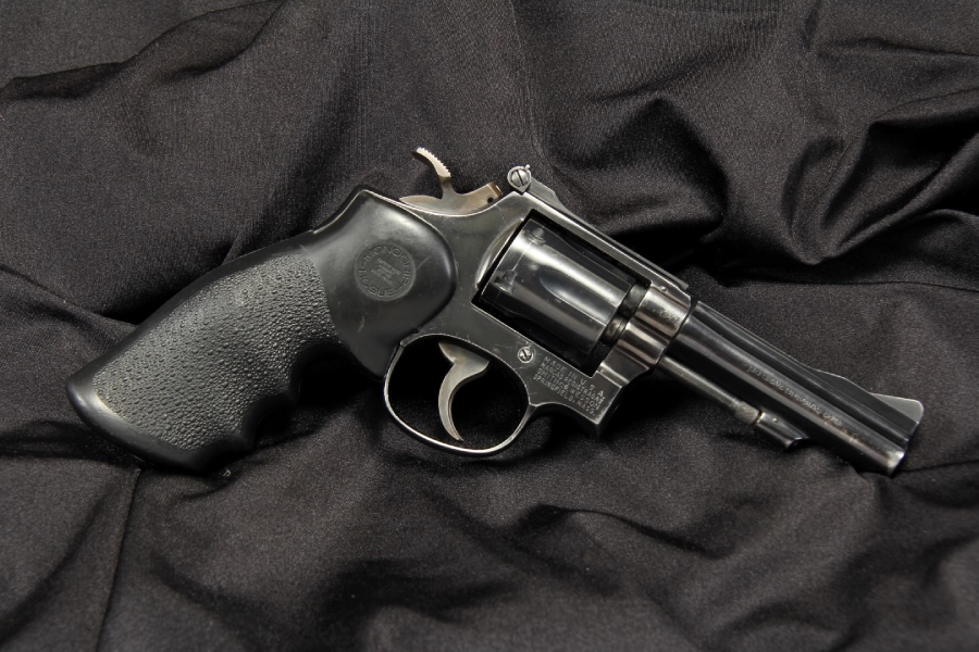 Smith & Wesson, S&W Model 15-2 - K-38 Combat Masterpiece .38 Special DA Revolver - Picture 1