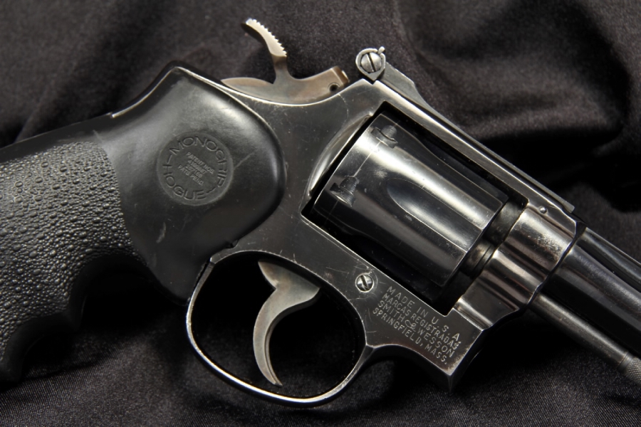 Smith & Wesson, S&W Model 15-2 - K-38 Combat Masterpiece .38 Special DA Revolver - Picture 3