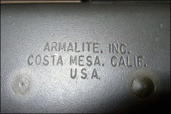 Armalite Costa Mesa Mfg. - ARMALITE USA AR-180 .223 w Sling and 5 Mags - Picture 2