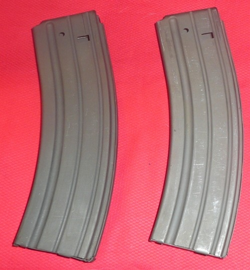 2 STERLING 40 rd. Magazines for AR-180 Colt AR-15 - Picture 1