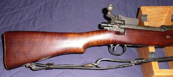Winchester - Winchester M1917 30-06 Rifle - Picture 4