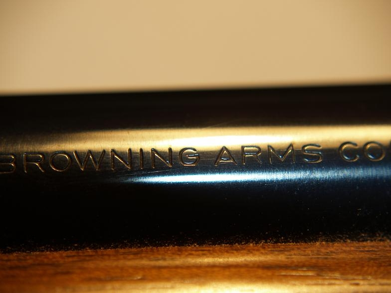 Browning Arms Co. - #### BROWING  30-06 BELGIUM MADE NEVER FIRED #### - Picture 5