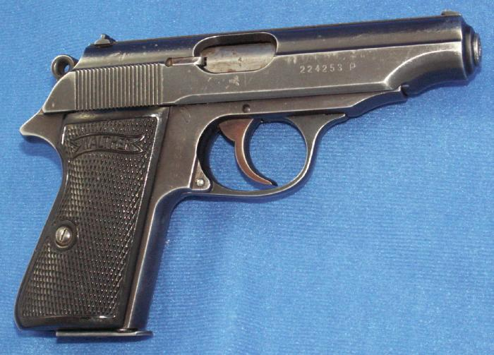 Walther MODEL PP WAFFEN MARKED 7.65 MM (32 ACP) PISTOL