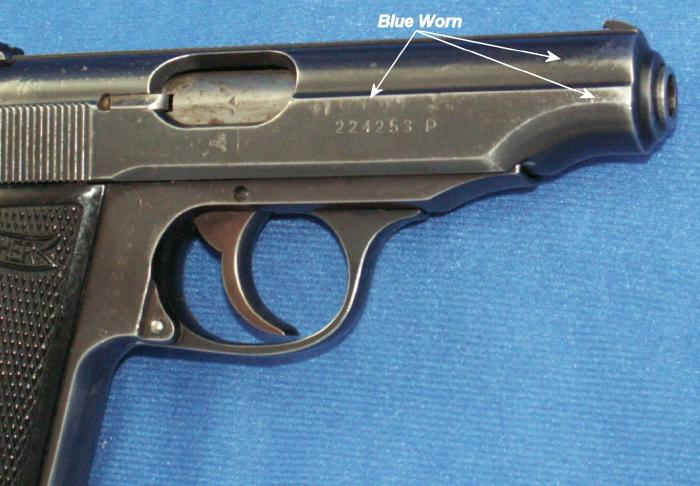 Walther - MODEL PP WAFFEN MARKED 7.65 MM (32 ACP) PISTOL - Picture 2