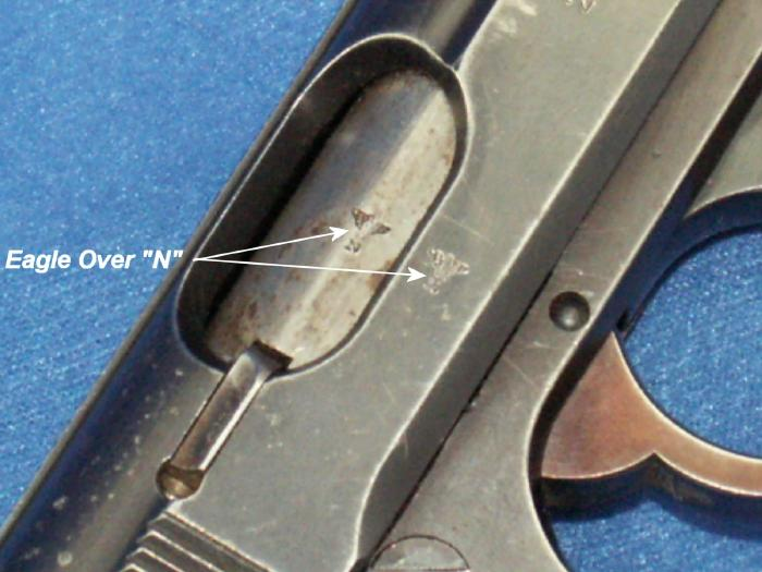 Walther - MODEL PP WAFFEN MARKED 7.65 MM (32 ACP) PISTOL - Picture 3