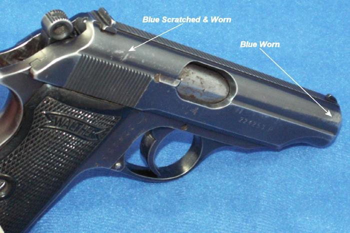 Walther - MODEL PP WAFFEN MARKED 7.65 MM (32 ACP) PISTOL - Picture 5