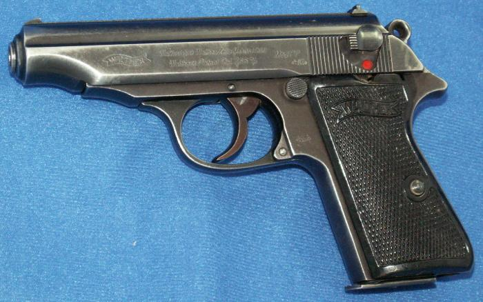 Walther - MODEL PP WAFFEN MARKED 7.65 MM (32 ACP) PISTOL - Picture 9