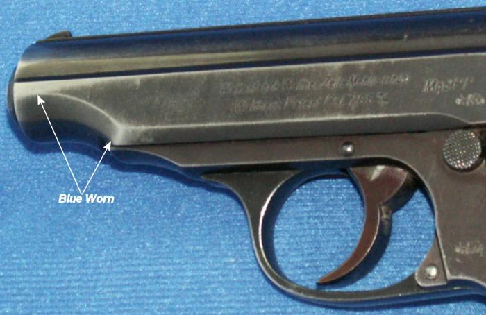 Walther - MODEL PP WAFFEN MARKED 7.65 MM (32 ACP) PISTOL - Picture 10
