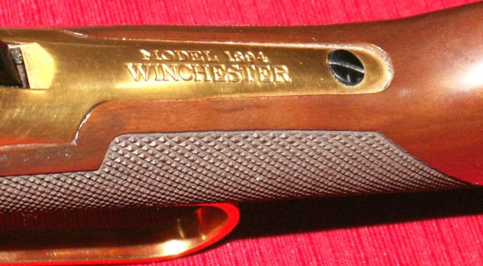Winchester - MODEL 94 ANTLERED GAME COMMEMORATIVE 30-30 - 1978 - Picture 10