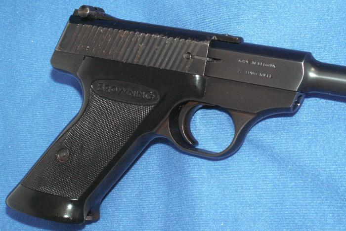 Browning Arms Co. - NOMAD 22 LR SEMI-AUTO PISTOL - MADE IN BELGIUM - Picture 3