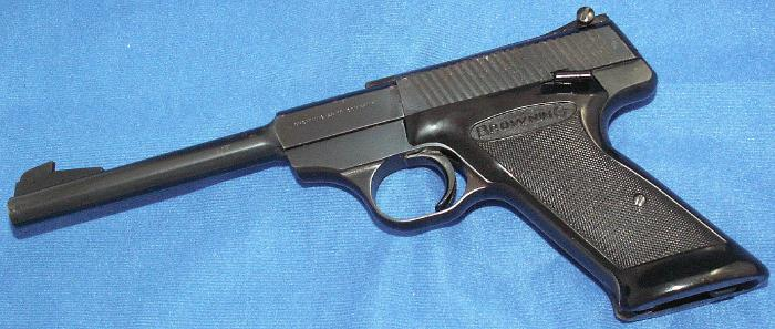 Browning Arms Co. - NOMAD 22 LR SEMI-AUTO PISTOL - MADE IN BELGIUM - Picture 9