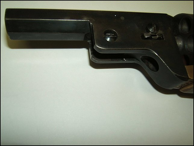 REPLICA of COLT 1851 NAVY BRASS FRAME .36 cal~ - Picture 3