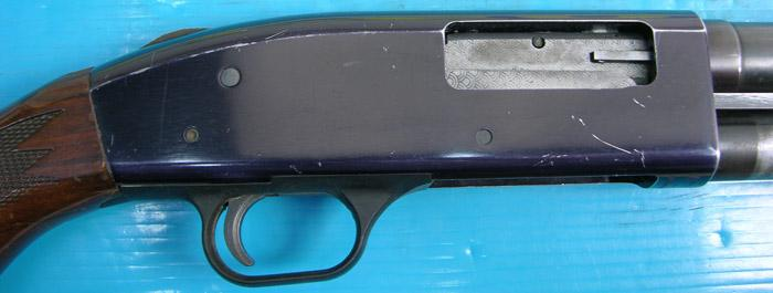 Western Field - Model M550AB 12 GA Pump Action Shotgun - Picture 3