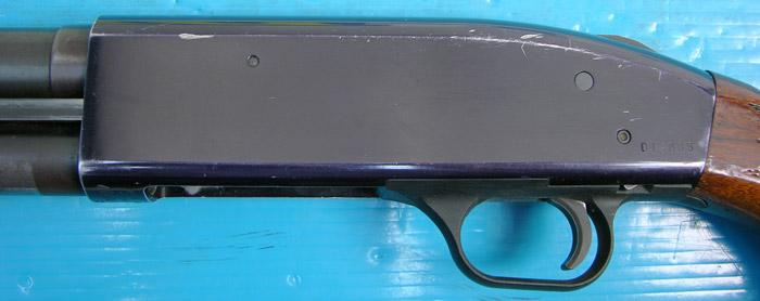Western Field - Model M550AB 12 GA Pump Action Shotgun - Picture 5