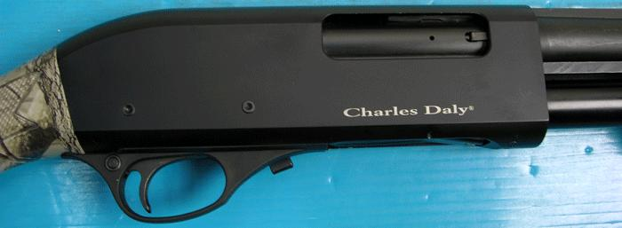 Charles Daly - Field Youth Model 20 GA Pump Action Shotgun - Picture 3