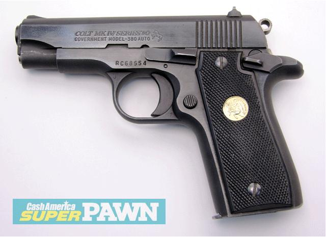 Colt - .380 Government Model MKIV/Series 80 - Picture 1
