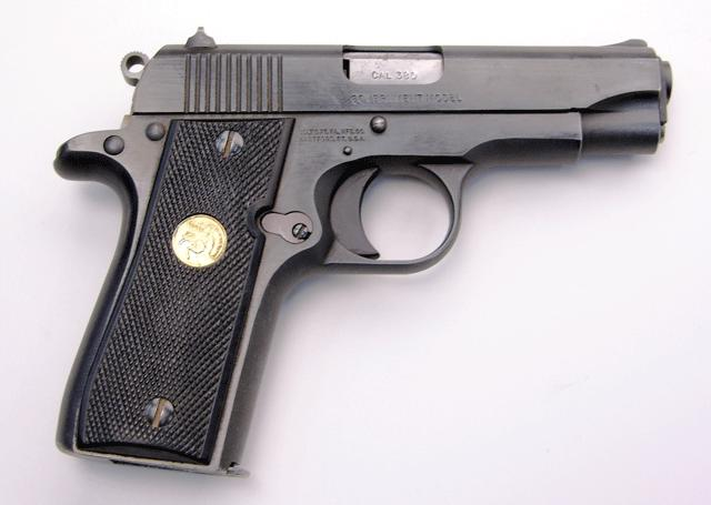 Colt - .380 Government Model MKIV/Series 80 - Picture 2