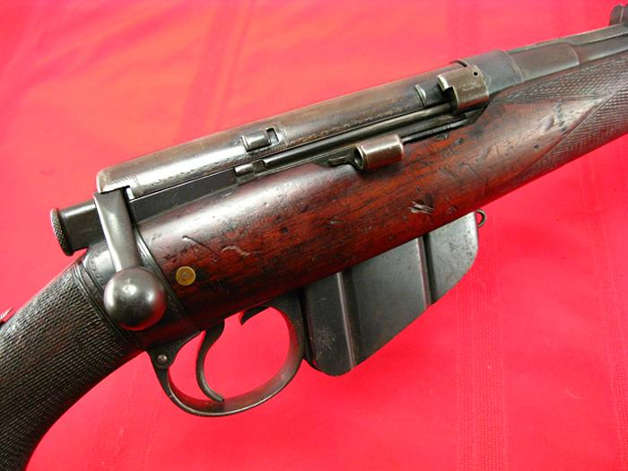 B.S.A. ~ LEE-SPEED RIFLE .303 - Early 1900's British Lee-Metford Sporting Rifle - Picture 3