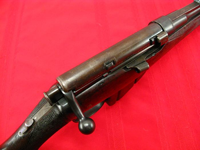 B.S.A. ~ LEE-SPEED RIFLE .303 - Early 1900's British Lee-Metford Sporting Rifle - Picture 4