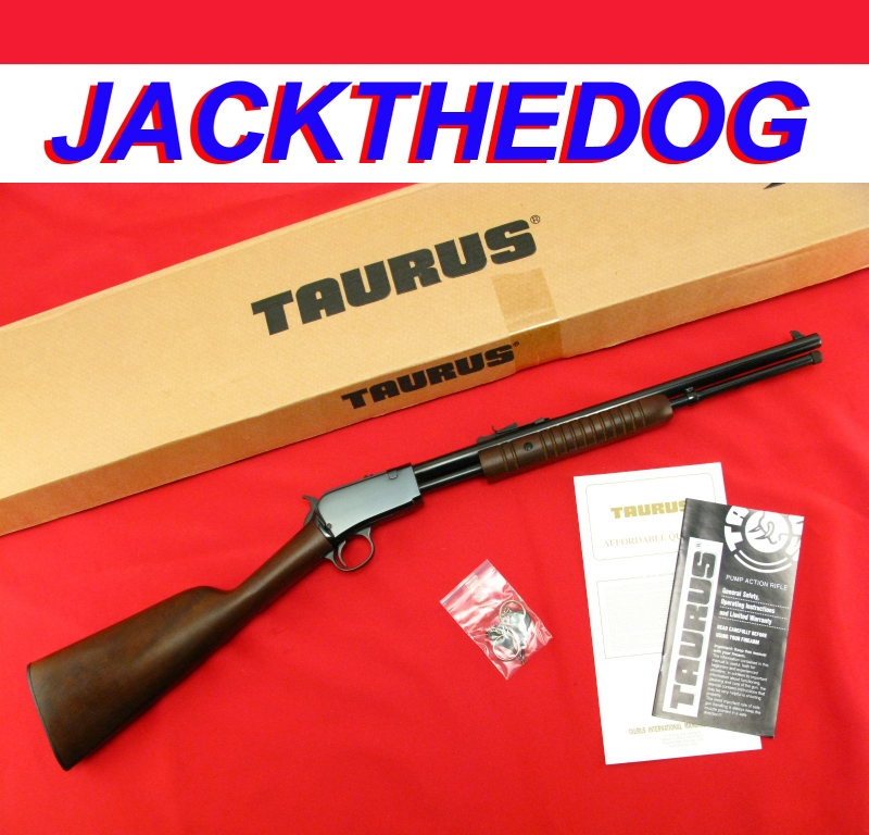 TAURUS - MODEL 72 CARBINE - .22 MAGNUM Pump...16-1/2