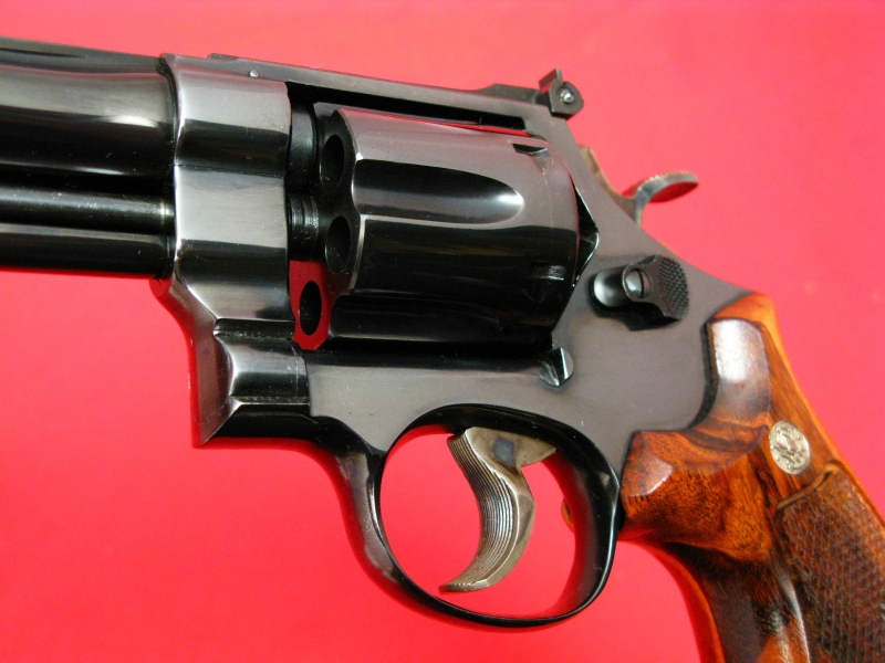 SMITH & WESSON ~ MODEL 27-2 - .357 MAG...8-3/8