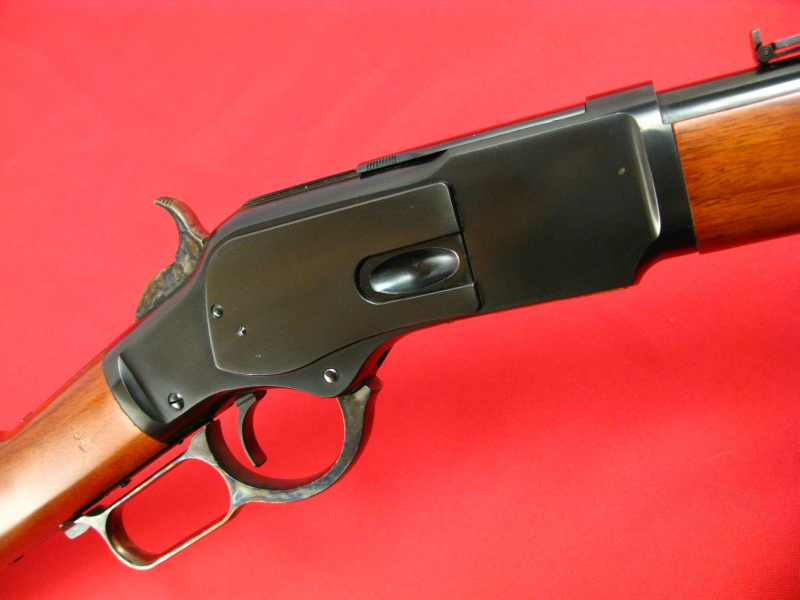 TAYLOR / UBERTI  WINCHESTER - MODEL 1873 CARBINE...45 LC...Quality Copy, NO RES! - Picture 4