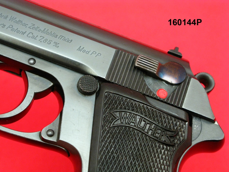 WALTHER  PP  Pre-War Nazi Era - CONSECUTIVE SN# PAIR!!...Fantastic Shape...C&R OK! - Picture 7